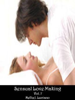 Sensual Love Making Vol. 7 (Short Stories)