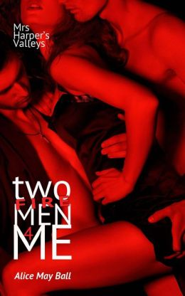 Two Firemen for me (bisexual threesome menage MF MM MMF erotic romance)