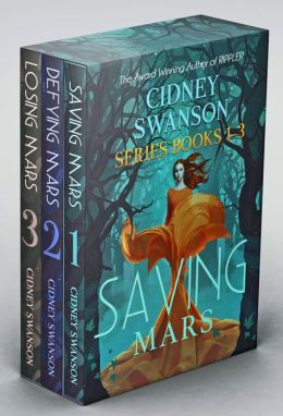 The Saving Mars Series Books 1-3