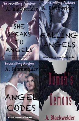 Angels, Vampires, and Mermaids, Oh my! (4 paranormal novels)