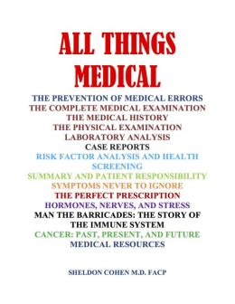 All Things Medical