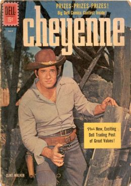 Cheyenne Number 22 Western Comic Book