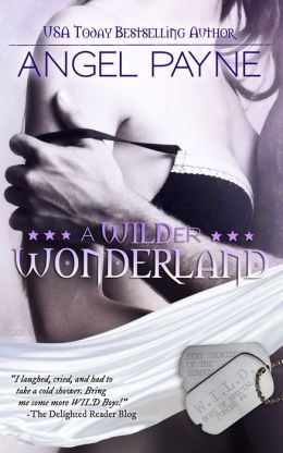 A WILDer Wonderland - Sexy Stories Of The Season