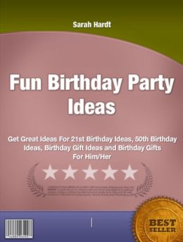 ... Birthday Ideas, 50th Birthday Ideas, Birthday Gift Ideas and Birthday