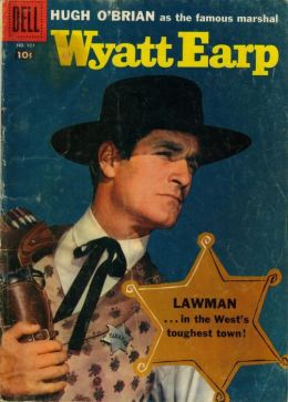 Wyatt Earp Western Comic Book