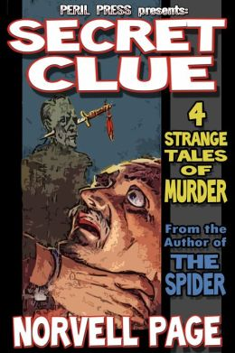 Secret Clue - 4 Strange Tales of Murder