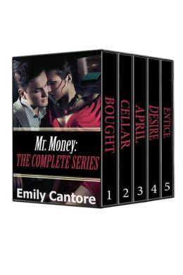 Mr. Money: The Complete Series (A BDSM Billionaire Erotic Romance Box Set)