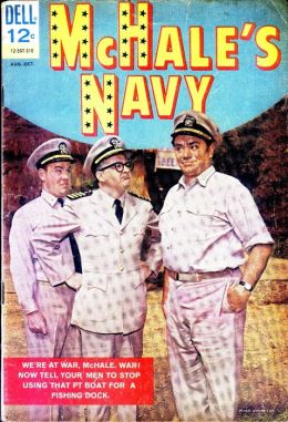 McHale's Navy Number 2 TV Comic Book