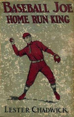 Baseball Joe, Home Run King (Illustrated)