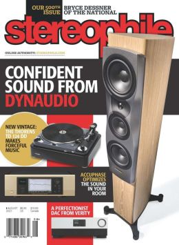 Stereophile - annual subscription