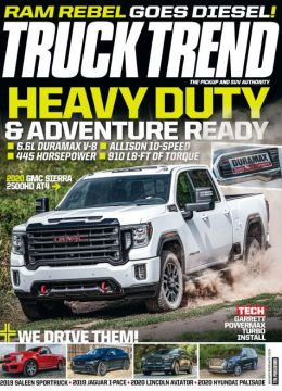 Motor Trend's Truck Trend - annual subscription