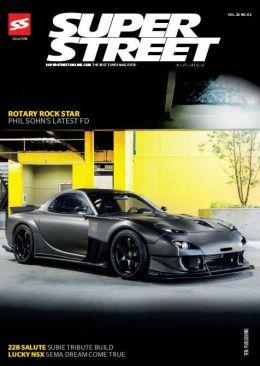 Super Street - annual subscription