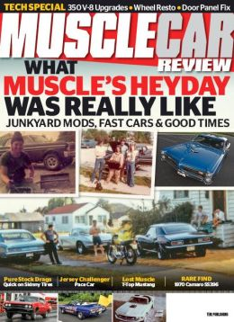 Muscle Car Review - annual subscription