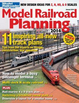Model Railroad Planning 2014