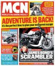 Book Cover Image. Title: MCN Motorcycle News, Author: Bauer Media UK