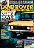Book Cover Image. Title: Land Rover Owner, Author: Bauer Media UK