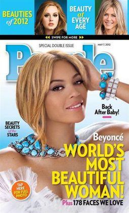 People's World's Most Beautiful Woman 2012