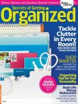 Book Cover Image. Title: Secrets of Getting Organized 2014, Author: Meredith Corporation