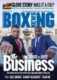 Book Cover Image. Title: Boxing News, Author: NEWSQUEST SPECIALIST MEDIA