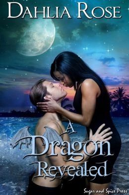 A Dragon Revealed [Interracial Shifter Erotic Romance]