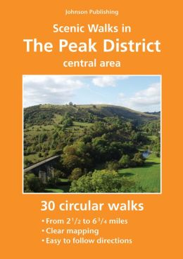 Scenic Walks in the Peak District - central area