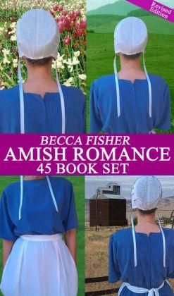 Amish Romance 45 Book Boxed Set (Amish Romance)