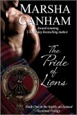 Book Cover Image. Title: The Pride of Lions, Author: Marsha Canham