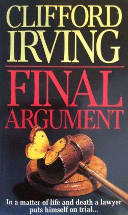 Final Argument - A Legal Thriller