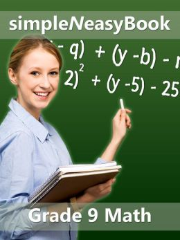 Grade 9 Math-simpleNeasyBook