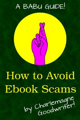 How to Avoid Ebook Scams