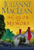 Book Cover Image. Title: The Color of A Memory, Author: Julianne MacLean
