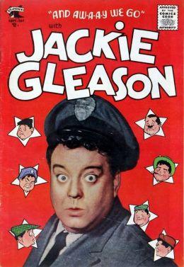 Jackie Gleason Number 1 Humor Comic Book