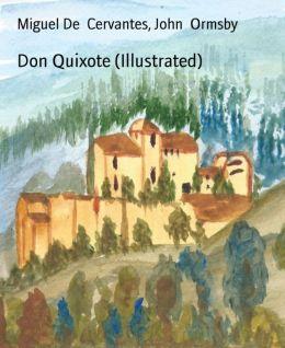 Don Quixote (Illustrated)