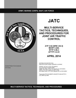 JATC Multi-service Tactics, Techniques, and Procedures for Joint Air Traffic Control ATP 3-52.3 [FM 3-52.3] MCRP 3-25A NTTP 3-56.3 AFTTP 3-2.23 April 2014