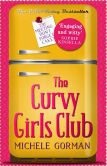 Book Cover Image. Title: The Curvy Girls Club, Author: Michele Gorman
