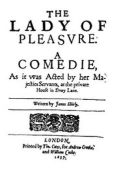 The Lady of Pleasure (Illustrated)