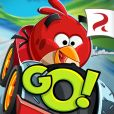 Book Cover Image. Title: Angry Birds Go:  Players Guide, Author: Tycoon Games