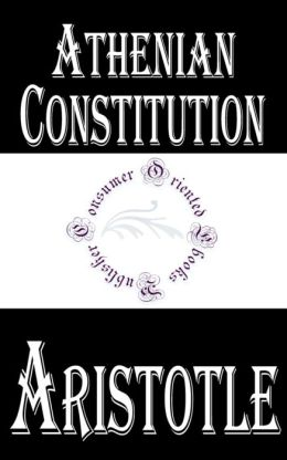 Athenian Constitution by Aristotle