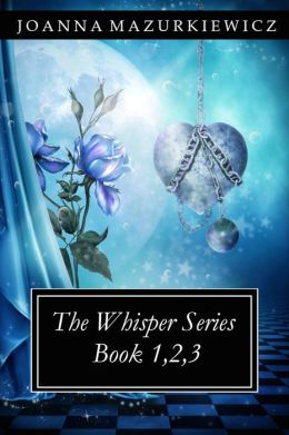 The Whispers Series book 1,2,3