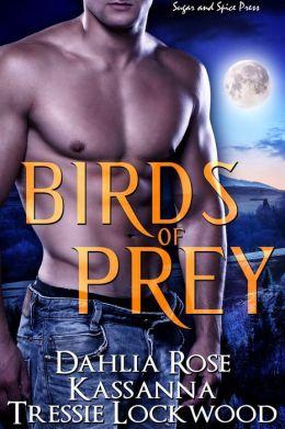 Birds of Prey [Shifter Interracial Erotic Romance]