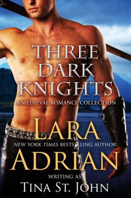 Three Dark Knights: A Medieval Romance Collection