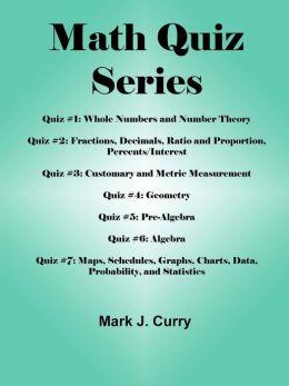 Complete Math Quiz Series (Seven Books)
