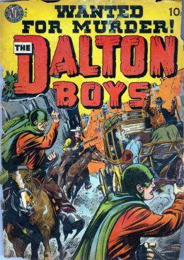 Dalton Boys Western Comic Book