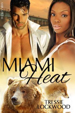 Miami Heat (Interracial Erotic Romance Shifter )