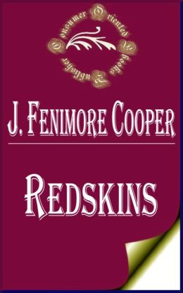 Redskins, or, Indian and Injin by James Fenimore Cooper