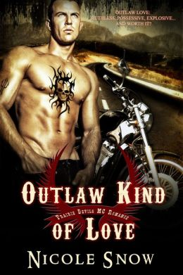 Outlaw Kind of Love: Prairie Devils MC Romance (Motorcycle Club Erotic Romance)