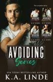 Book Cover Image. Title: The Avoiding Series Boxset, Author: K.A. Linde