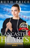 Book Cover Image. Title: Lancaster Hearts, Author: Ruth Price