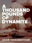 Book Cover Image. Title: A Thousand Pounds of Dynamite, Author: Adam Higginbotham