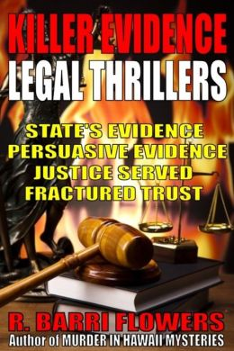 Killer Evidence Legal Thrillers 4-Book Bundle: Statee